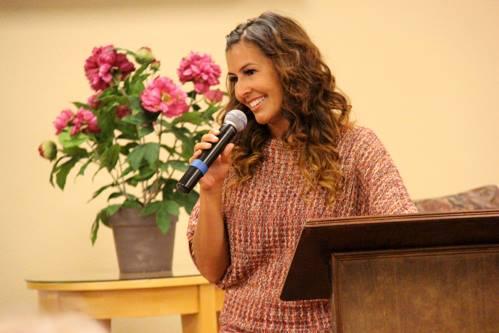 Delna Speaking